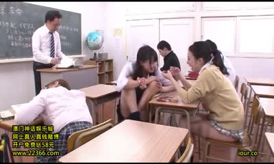 Japanese girls fucked on a normal school day