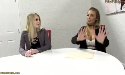 Britney Amber & Lily Rader - Sexual Harassment