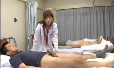 XV-54 - Creampie Clinic 2, Scene 4 [uncensored, subtitled]