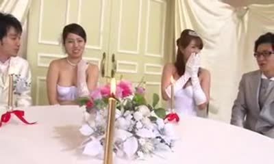 Freeuse Bride in Japan