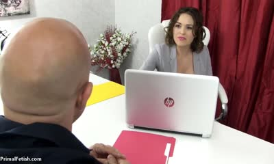 Krissy Lynn Training The Office Bitch mp4