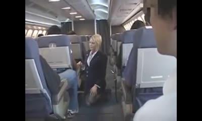 buisness class Stewardess
