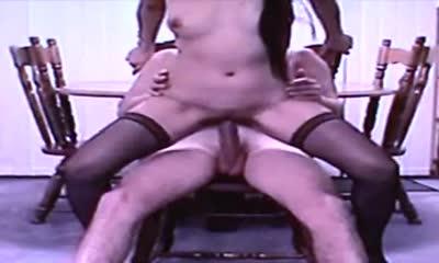 Kinky Asian Mistress Rides Her Hung Slave Boy