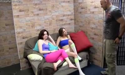 Emma and Jasmine - The Stop Watch