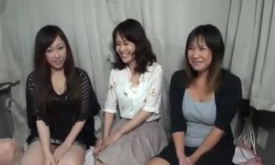 Japanese Orgy on moving train