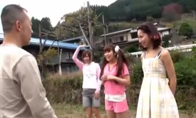 A typical day in a typical Japanese farm . Part 1