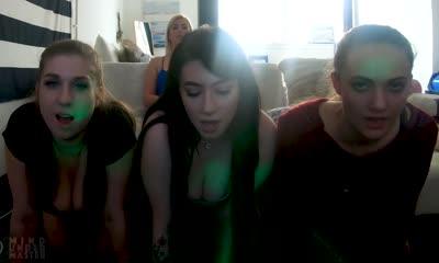 Bachlorette Party (Summer Day, Amilia Onyx, Alex Chance, Samantha Hayes)