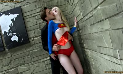 Supergirl Slut