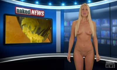 Naked News (Tuesday April 21, 2015)