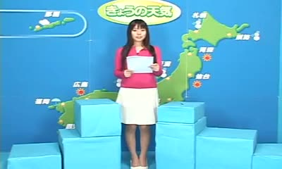 A broadcast on Japanese TV - 3