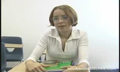 Ashley Jessop bookworm