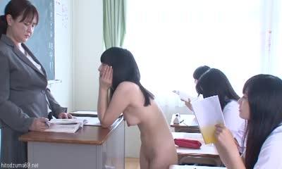 RCT-901 MY Lesbian Became Clear Human ♀! Girls' School Ed.