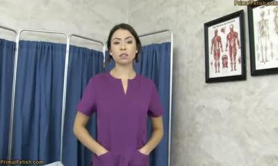 Melissa Moore - Training the Nurse
