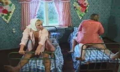 A Russian Porn comedy: Freeuse Village